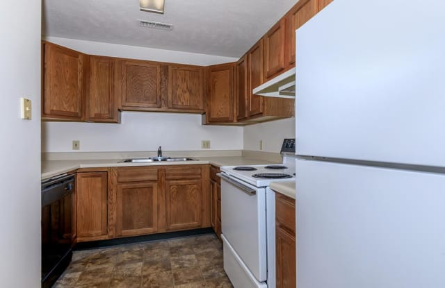 Cherry Park Apartments - 415 S Cherry St, Grand Island, NE 68801
