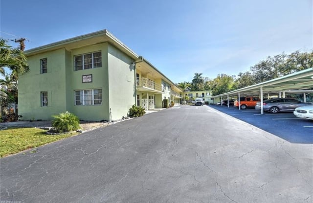 2544 1st ST - 2544 First Street, Fort Myers, FL 33901