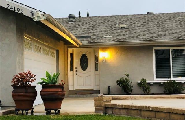 24192 Salero Lane - 24192 Salero Lane, Mission Viejo, CA 92691