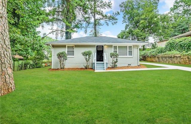 2034 W Flat Shoals Terrace - 2034 West Flat Shoals Terrace, Gresham Park, GA 30034