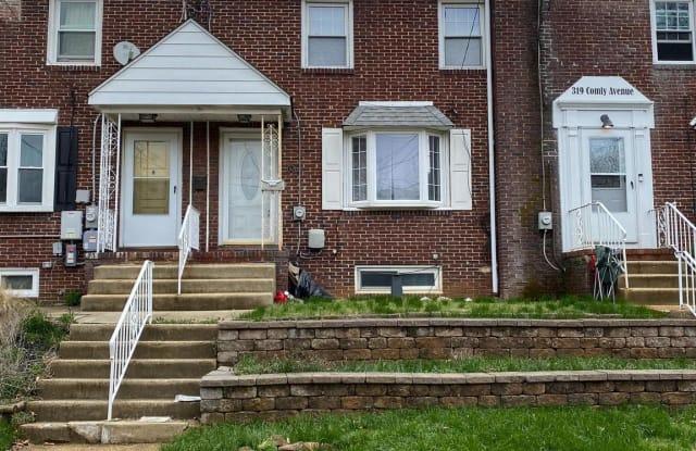 317 COMLY AVENUE - 317 Comley Avenue, Collingswood, NJ 08107