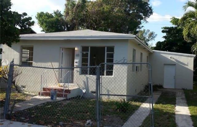 60 NW 41st St - 60 Northwest 41st Street, Miami, FL 33127