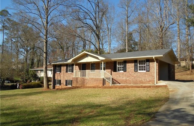 121 Brookhaven Drive - 121 Brookhaven Drive Northeast, Cobb County, GA 30066