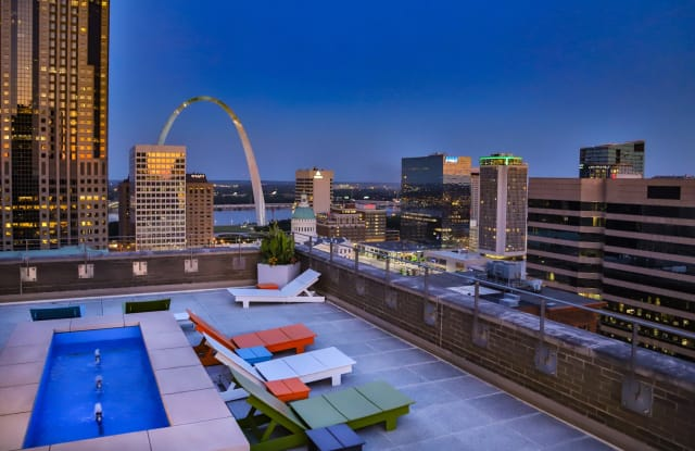 Arcade Apartments - 800 Olive St, St. Louis, MO 63101
