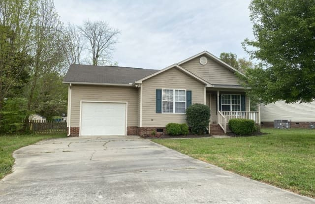 1086 Piney Church Road - 1086 Piney Church Road, Cabarrus County, NC 28025