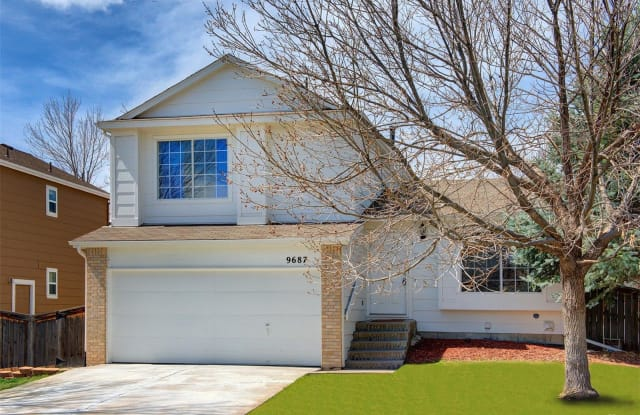 9687 Newcastle Dr - 9687 Newcastle Drive, Highlands Ranch, CO 80130