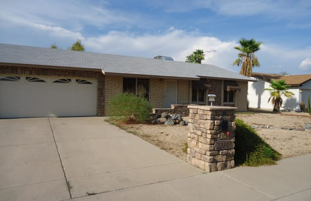 2220 W Behrend Drive - 2220 West Behrend Drive, Phoenix, AZ 85027