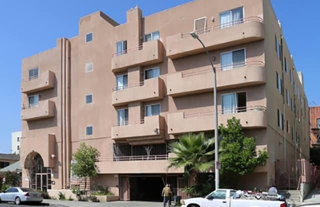 825 S Harvard Blvd - 825 South Harvard Boulevard, Los Angeles, CA 90005