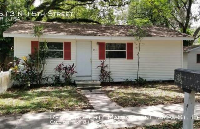 6513 N 15th Street - 6513 North 15th Street, Tampa, FL 33610