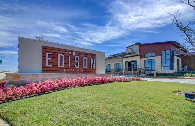 The Edison at Frisco - 8811 West Eldorado Pkwy, Frisco, TX 75033