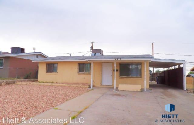 4113 Starlight - 4113 Starlight Court, El Paso, TX 79904