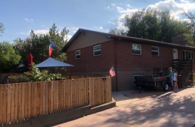1412 S Pine St Upstairs - 1412 South Pine Street, Colorado Springs, CO 80904