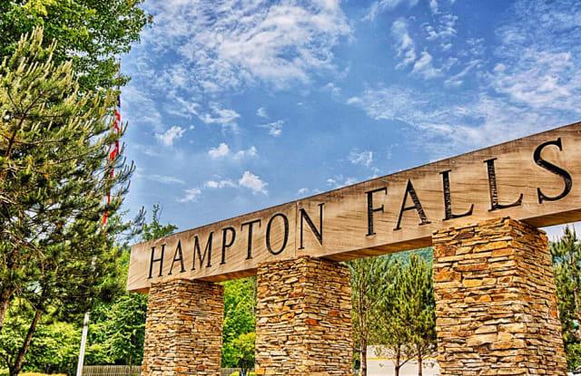 Hampton Falls - 1000 Hampton Fall Blvd, Huntsville, AL 35741