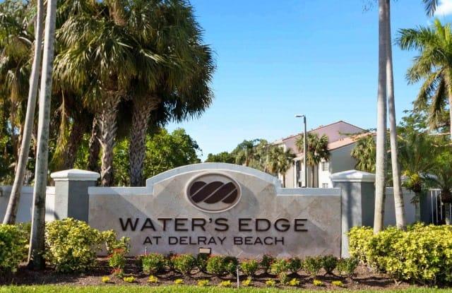 Water's Edge - 500 N Congress Ave, Delray Beach, FL 33445