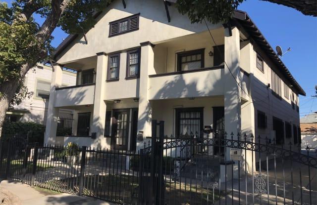 1322 South Hobart Boulevard - 1 - 1322 South Hobart Boulevard, Los Angeles, CA 90006