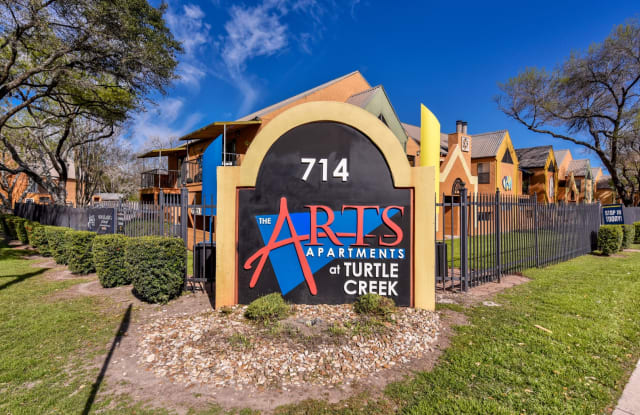 Arts at Turtle Creek Apartments - 714 Turtle Creek Blvd, Austin, TX 78745