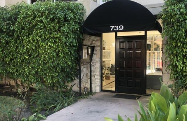 739 N Croft AVE - 739 North Croft Avenue, Los Angeles, CA 90069