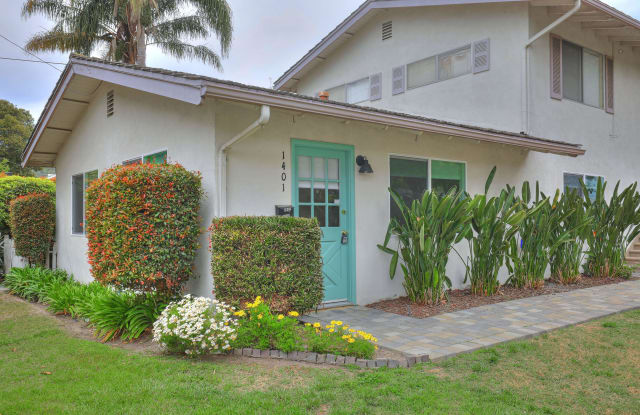1401 Chino St - 1401 Chino Street, Santa Barbara, CA 93101