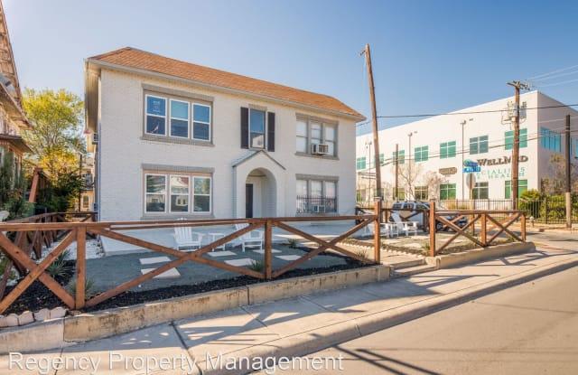 1625 Mccullough - 1625 Mccullough Avenue, San Antonio, TX 78212