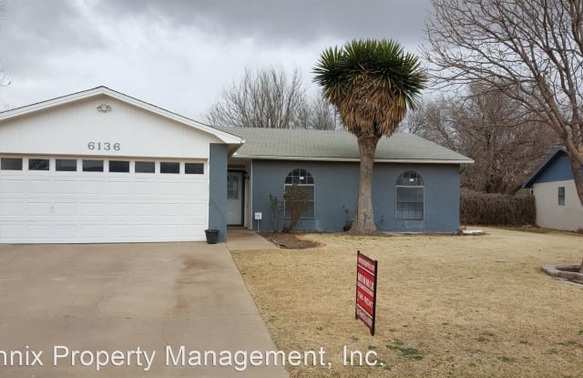 6136 38th St. - 6136 38th Street, Lubbock, TX 79407