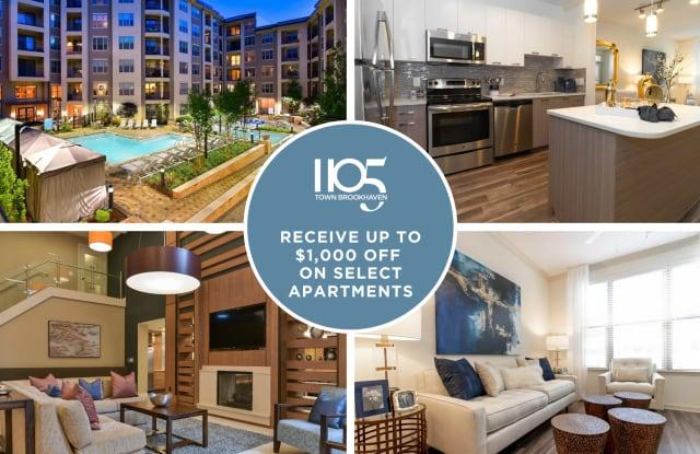 1105 Town Brookhaven - 1105 Town Blvd, Atlanta, GA 30319