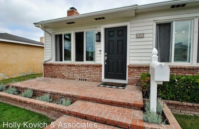 5335 E. Carita St. - 5335 Carita Street, Long Beach, CA 90808