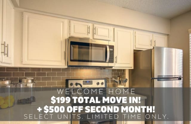 Las Colinas Heights Apartment Homes - 3701 N O'Connor Rd, Irving, TX 75062
