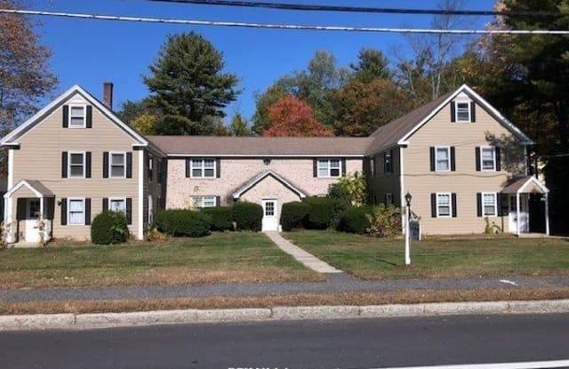 1289 Main St - 1289 Main Street, Worcester County, MA 01520