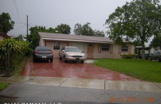3221 NW 14 CT - 3221 Northwest 14th Court, Lauderhill, FL 33311