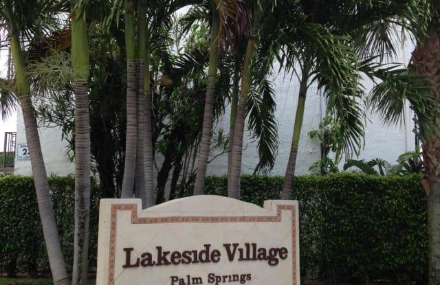 709 Lori Drive - 709 Lori Drive, Palm Springs, FL 33461
