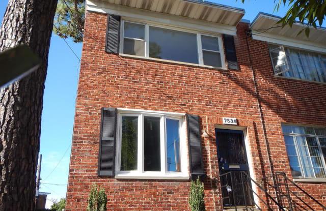 7536 EASTERN AVE NW - 7536 Eastern Avenue Northwest, Washington, DC 20012
