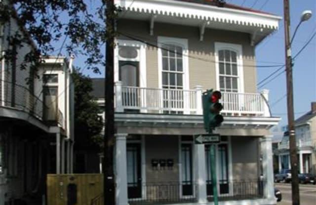 1341 Coliseum Street - 1341 Coliseum Street, New Orleans, LA 70130