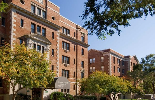 Connecticut Heights - 4850 Connecticut Ave NW, Washington, DC 20008