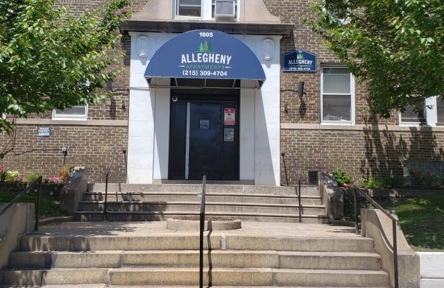 Allegheny Apartments - 1605 West Allegheny Avenue, Philadelphia, PA 19140