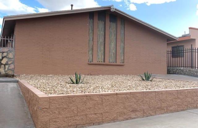 3704 MCCONNELL Avenue - 3704 Mc Connell Avenue, El Paso, TX 79904