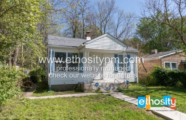 1436 West Congress Avenue - 1436 Congress Ave, Indianapolis, IN 46208