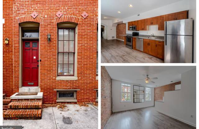 919 S HANOVER STREET - 919 South Hanover Street, Baltimore, MD 21230