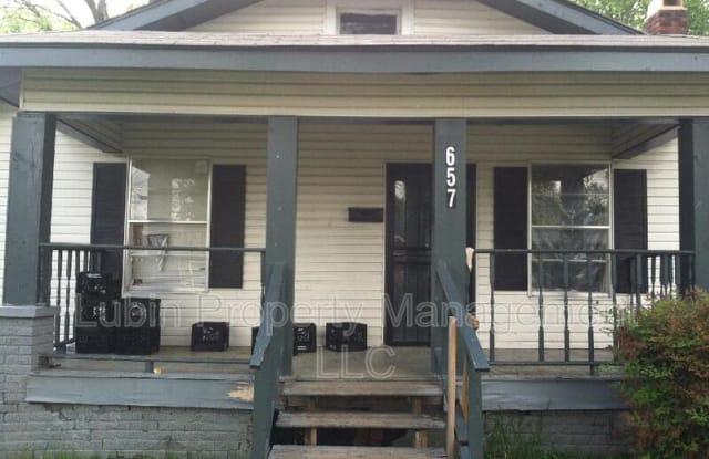 657 Hudson St - 657 Hudson Street, Memphis, TN 38112