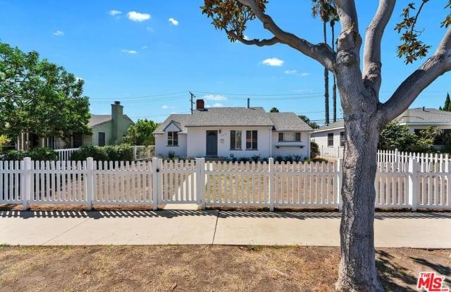 3465 Mclaughlin Ave - 3465 Mclaughlin Avenue, Los Angeles, CA 90066