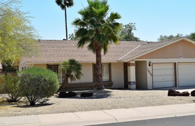 1809 E HARMONT Drive - 1809 East Harmont Drive, Phoenix, AZ 85020