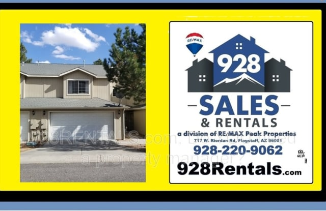 6404 N Conrad LN - 6404 North Conrad Lane, Flagstaff, AZ 86004