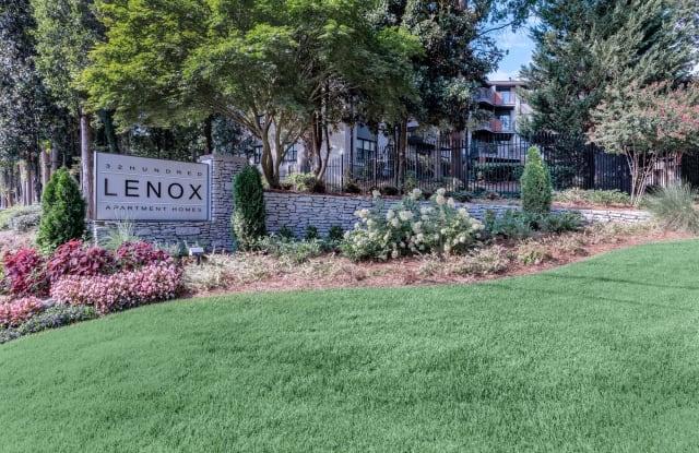 32 Hundred Lenox - 3200 Lenox Rd NE, Atlanta, GA 30324