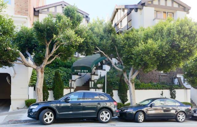 2115 HYDE Street - 2115 Hyde Street, San Francisco, CA 94109