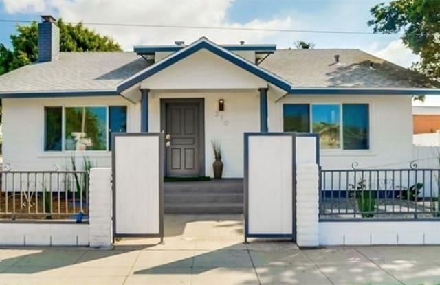 330 S Oak Street - 330 Oak Street, Inglewood, CA 90301