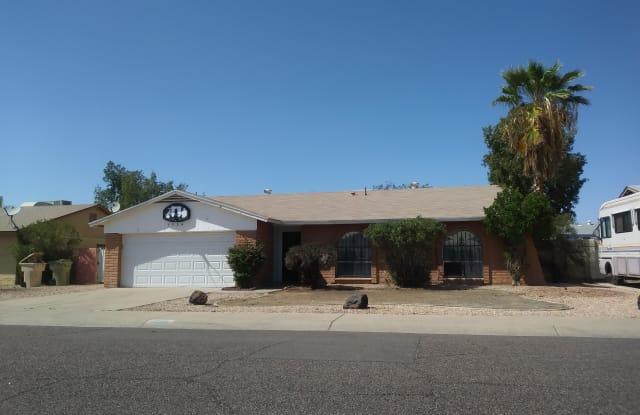 5534 W CALAVAR Road - 5534 West Calavar Road, Glendale, AZ 85306