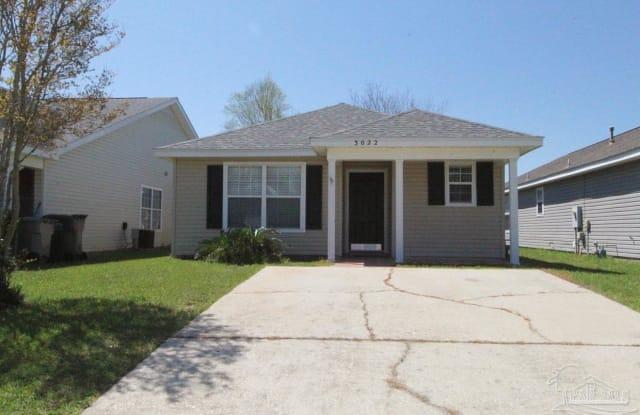 3022 FLINTLOCK DR - 3022 Flintlock Drive, Bellview, FL 32526