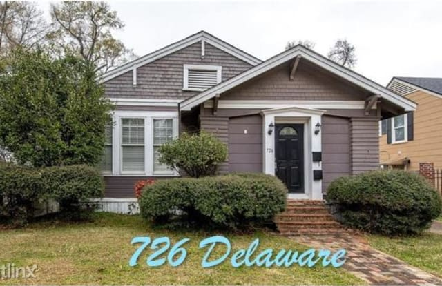 726 Delaware St - 726 Delaware Street, Shreveport, LA 71106