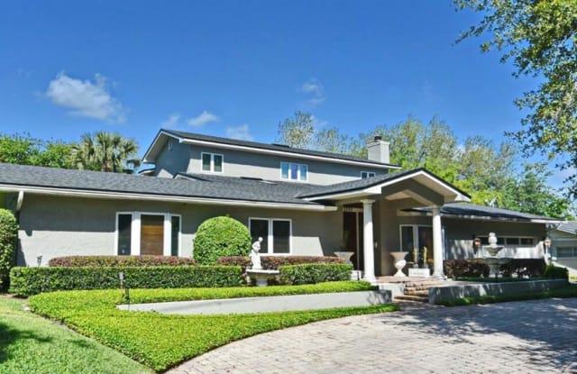 1701 SUMMERLAND AVENUE - 1701 Summerland Avenue, Winter Park, FL 32789