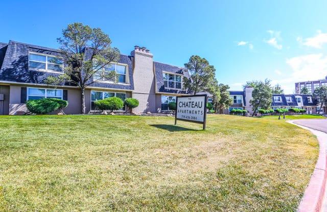 Chateau Apartments - 355 S Union Blvd, Colorado Springs, CO 80910