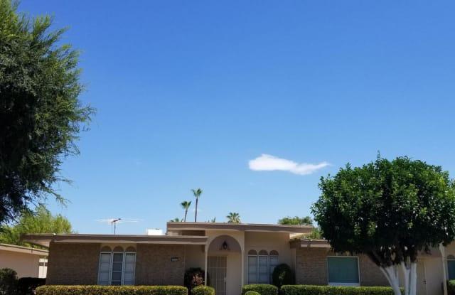 13221 N 100TH Avenue - 13221 North 100th Avenue, Sun City, AZ 85351